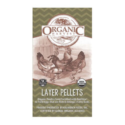 Kalmbach 17% Organic Layer Pellets with Omega