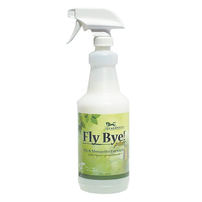 Guaranteed Horse Products Fly Bye! Plus Fly Spray 32 oz image number null