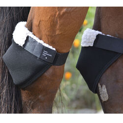 Click Horse Products Hock Shield