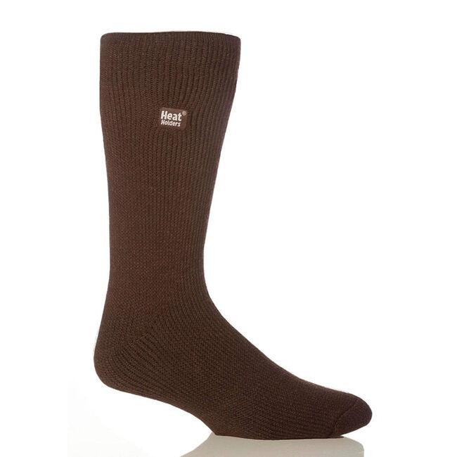 Heat Holders Men's Original Socks - Earth Brown image number null
