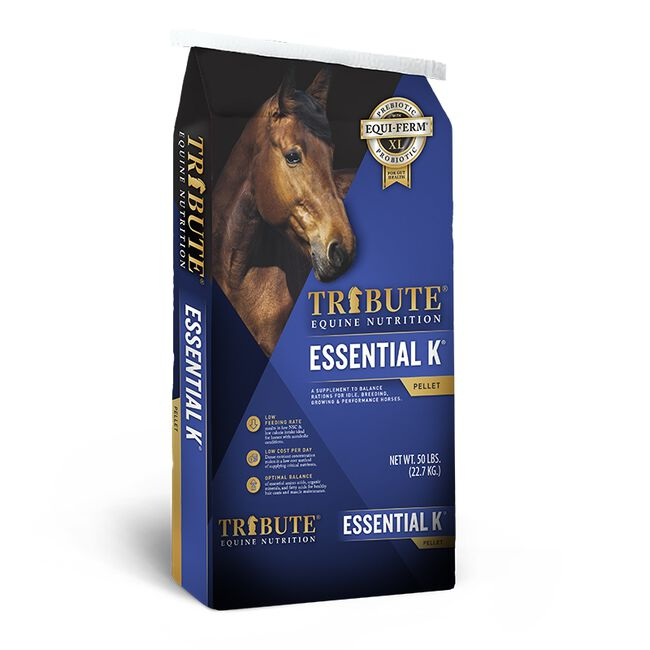 Tribute Essential K Horse Feed image number null