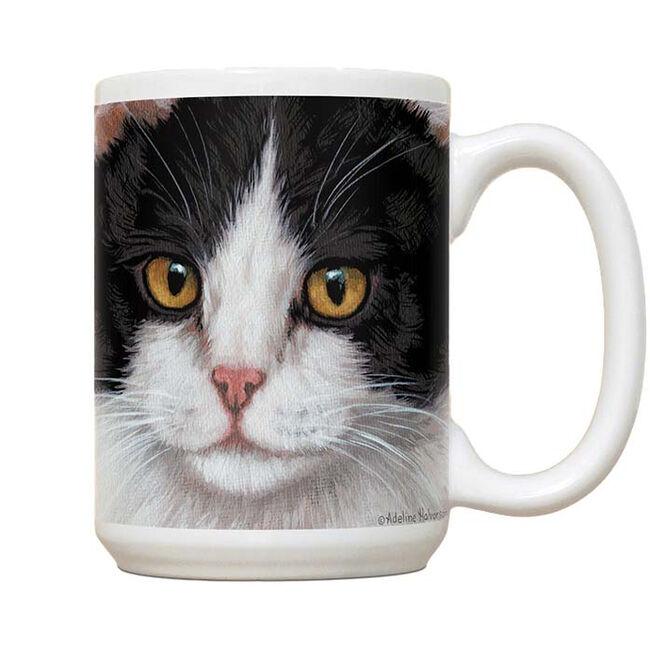 Fiddler's Elbow Black Cat Mug  image number null