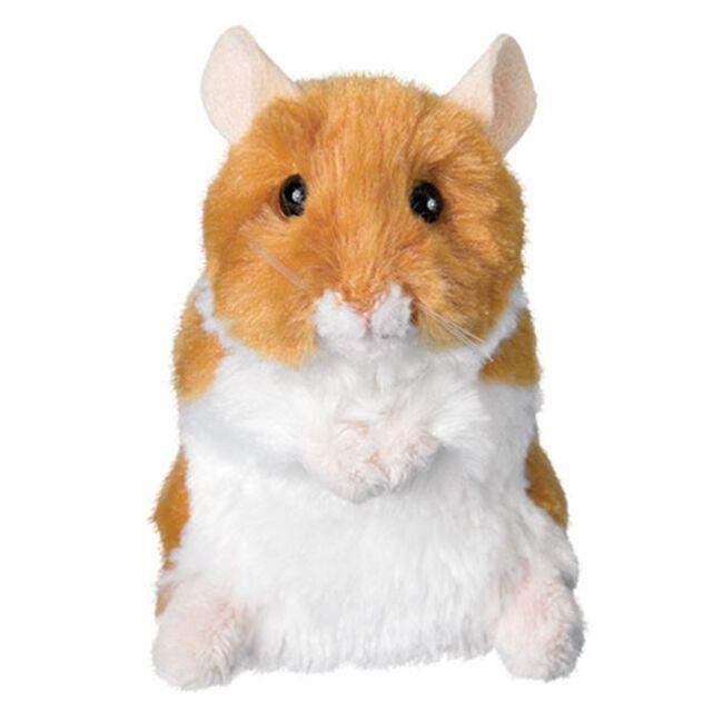 Douglas Brushy Hamster Plush Toy image number null