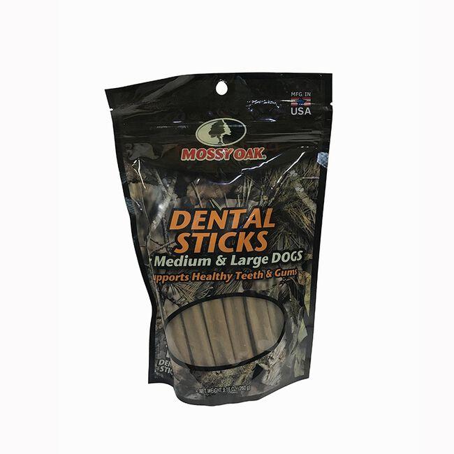 Mossy Oak Dental Sticks Dog Treat image number null