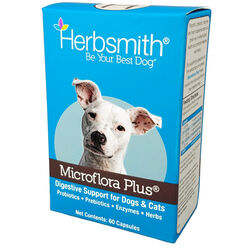 Herbsmith Microflora Plus for Digestion