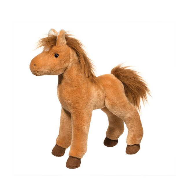 Rio Roan Foal Plush Toy image number null