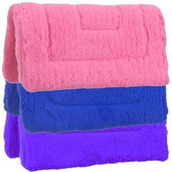 Tough-1 Heavy Western Fleece Pad for Minis