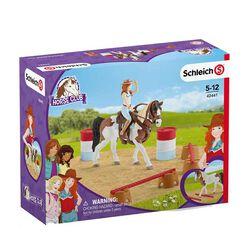 Schleich Western Riding Toy Set