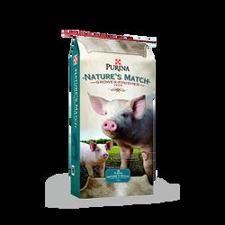 Purina Mills Nature's Match Swine Grower-Finisher