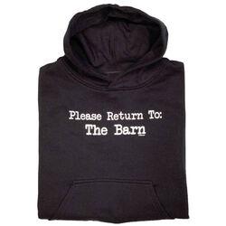 """Stirrups """"Please Return"""" Youth Hoodie Sweatshirt"""