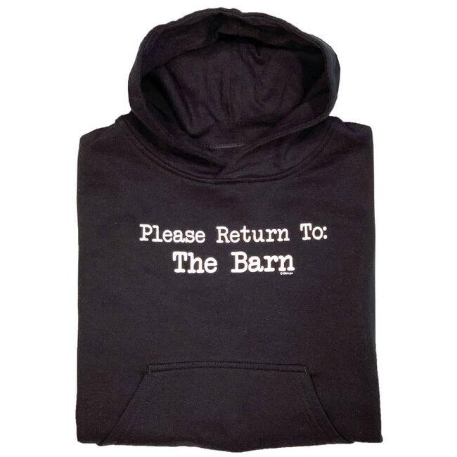 """Stirrups """"Please Return"""" Youth Hoodie Sweatshirt image number null"""