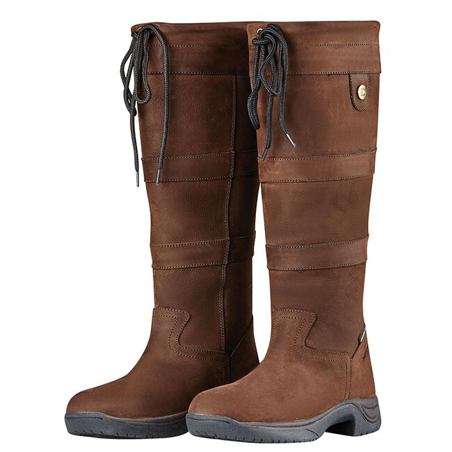 Dublin River Boots III - Regular - Chocolate - 6 image number null