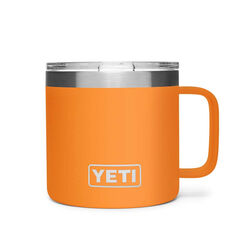 YETI Rambler Mug 14 oz - King Crab Orange