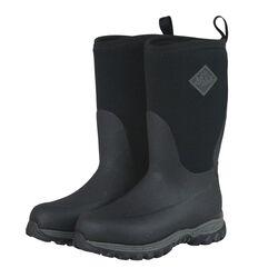 Muck Boot Kids' Rugged II Winter Boot - Black