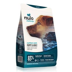Nulo Challenger High-Meat Kibble for Dogs and Puppies - Northern Catch Recipe