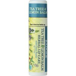 Badger Tea Tree & Lemon Balm Cocoa Butter Lip Care