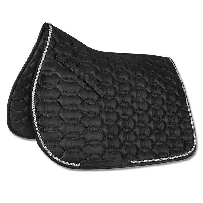Waldhausen Ancona Dressage Saddle Pad, Black image number null