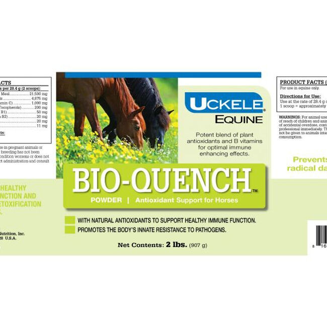 Uckele Bio-Quench 2 lb image number null