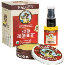 Badger Beard Grooming Kit