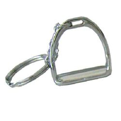 Intrepid Stirrup Key Chain