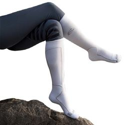 Acavallo Friction Free Tall Boot Socks