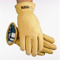 SSG Men's Winter Rancher Deerskin Glove