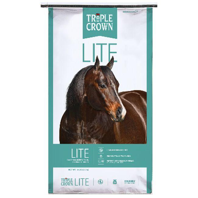 Triple Crown Lite Horse Feed image number null