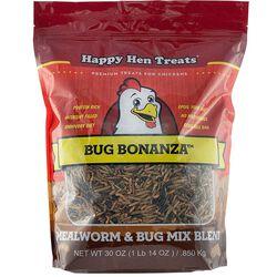 Happy Hen Bug Bonanza Poultry Treat