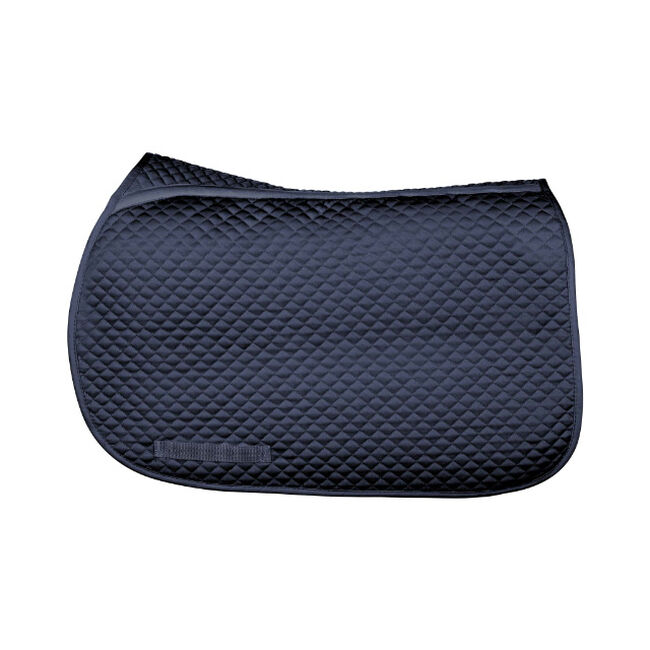EquiFit Essential Square Saddle Pad - Navy image number null