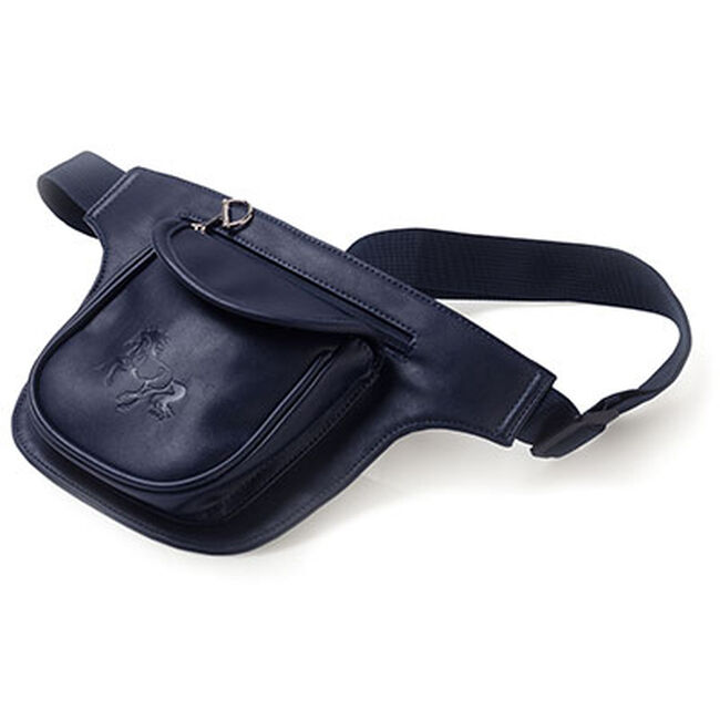 Kelley Equestrian 2-Pocket Waist Pack - Blue image number null