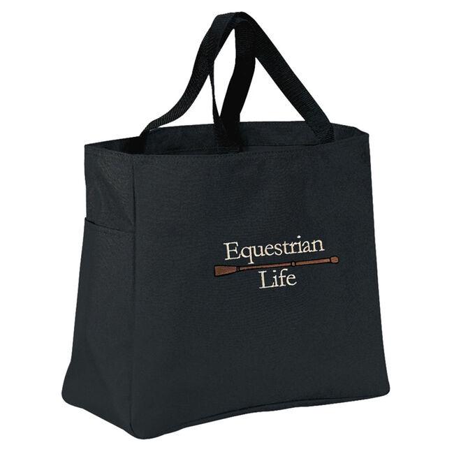 Stirrups Equestrian Life Tote Bag image number null