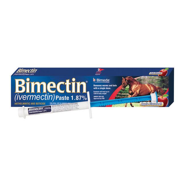 Bimeda Bimectin Ivermectin Paste Horse Dewormer image number null