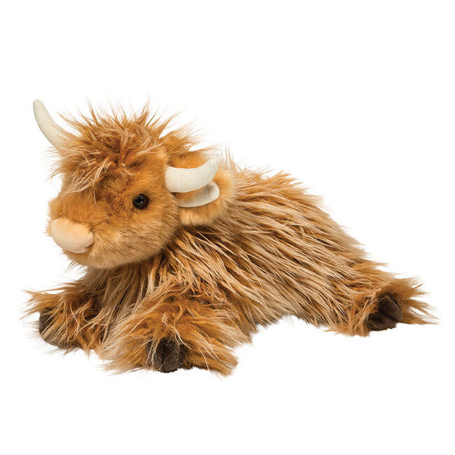 Douglas Wallace DLux Highland Cow image number null