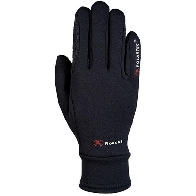 Roeckl Warwick Glove-6.5-Black image number null