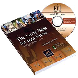Myler The Level Best for Your Horse Book and DVD