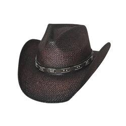 Bullhide Burnin' Down Western Hat