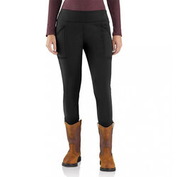 Carhartt Women's Force Fitted Heavyweight Lined Legging