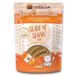 Weruva Love Connection Pate 2.8 oz Wet Cat Food Pouch