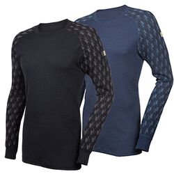 Janus Men's Wool Design Shirt