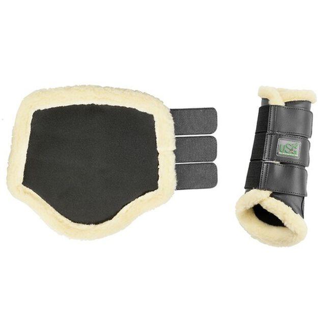 KL Select USG Dressage Boots-Black image number null