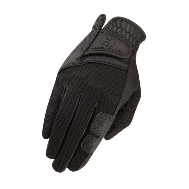 Heritage X-Country Glove-9-Black image number null
