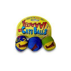 Yeowww! Catnip Cat Balls Toy
