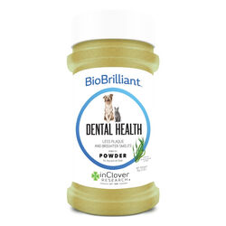 inClover BioBrilliant Dental Health Supplement for Dogs & Cats