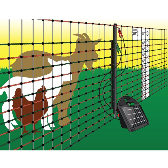 Powerfields Commercial Grazier Netting image number null