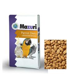 Mazuri Parrot Maintenance