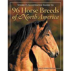 96 Horsebreeds Of North America