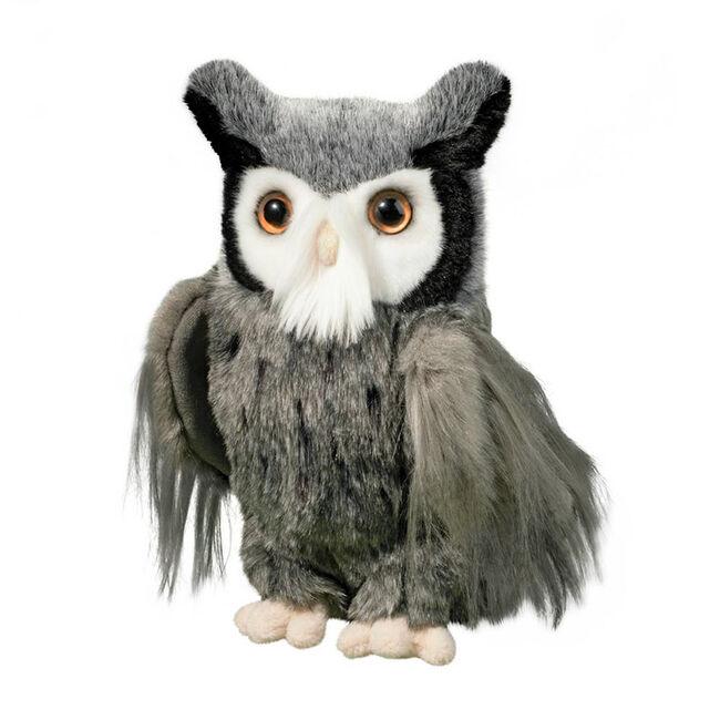 Douglas Samuel Gray Horned Owl image number null