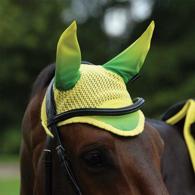 WeatherBeeta Prime Ombre Ear Bonnet - Sunflower Field image number null