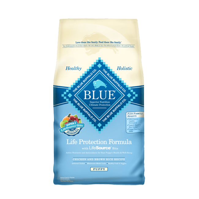 Blue Buffalo Life Protection Formula® Chicken and Brown Rice Puppy  image number null