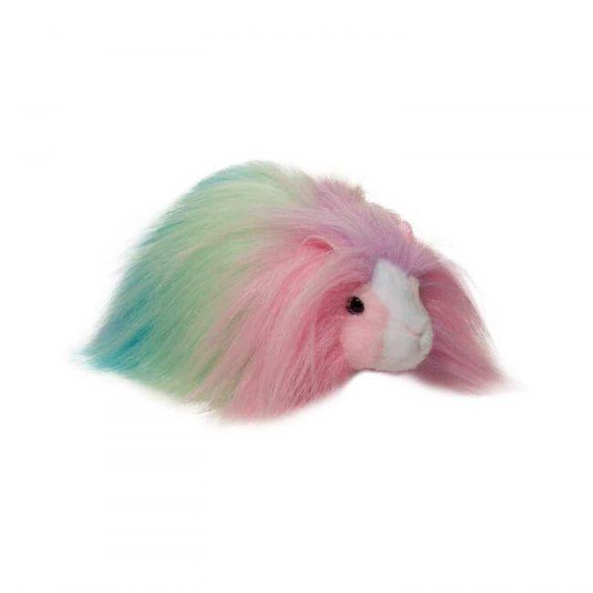 Douglas Cheesecake Rainbow Guinea Pig Fur Fuzzle image number null